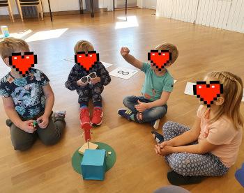 Komm mit ins Zahlenland Projekt Norwegen
