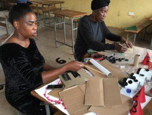 Zahlenland Fortbildung Barbara Schindelhauer Entwicklungshilfe Sambia