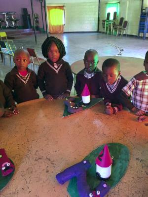 zahlenland projekt Sambia