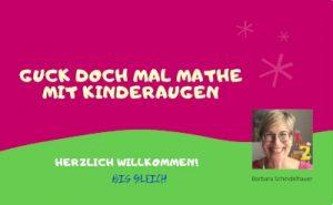 webinar zahlenland mathe mit kinderaugen