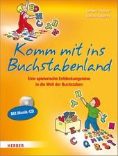 komm mit ins Buchstabenland Gerhard friedrich Fortbildung ifvl
