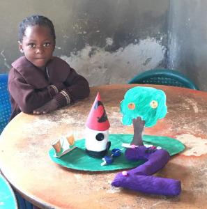So wohnt Zwei im Zahlenland Sambia